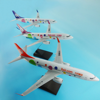 Boeing B737-800 l scale1:100 decoration plane model