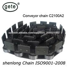 cadena del transportador