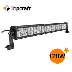 120W auto led lighting bar,Automobile led lighting,12v led tractor work light