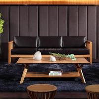 Modern Bamboo Sofa for Living Room
