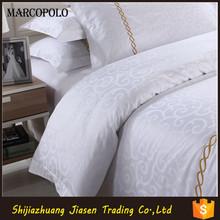 100 cotton comfortable bed sheet/china made 5-star hotel linen/alibaba supplier hotel linen