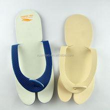 Wholesale Cheap washable disposable hotel slipper custom hotel slipper