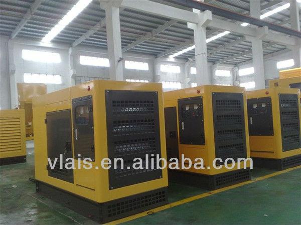 Grandes generadores de diesel generador de marca famosa de China motor Weichai 37.5kva GF-30 ( 10,20, 30, 50kva, 100kva, 200kva -- 1250kva )