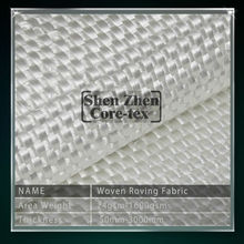 Glass Fiber Fabric Woven Roving
