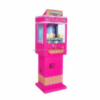 Colourful Plush Toys For Crane Machines Arcade Game Machine For Sale