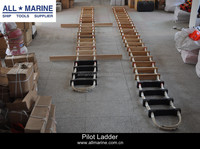 Specially for Marine --Pilot Ladders