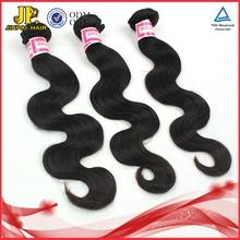 JP Brazilian Hair Hot Selling Beautiful Cheap Virgin Body Wave Hair Attachment For Braids