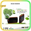 Portable universal solar charger, solar power bank for laptop/notebook