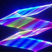 RGB 3d effect laser light show