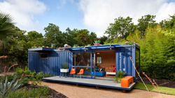 Beautiful Design Prefab Container House/Office/Caf