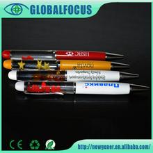 2013 Shenzhen newest 3d printer pen with floater liquid ball pen