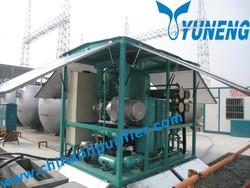 High Vacuum Transformer Oil Dehydration Plant, Transformer Oil Dehydrator