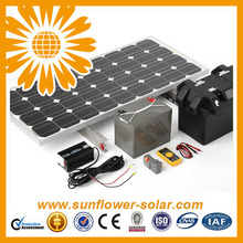 High Efficiency Portable Folding solar panel Kit