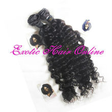 Exotichair 4 piece lot queen hair black hair care products wholesale