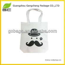 hot sale promotional material shopping canvas bag