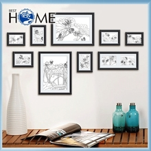 Wholesale Different Types Photo Frames Designs with Original Pictures