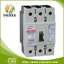 Manufacturer 63A 3-POLE molded case circuit breaker MCCB