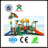 Outside ground cheap outdoor slides/childrens garden toys/play centre kids products/QX-11029B