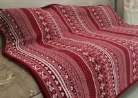 handmade crochet baby blankets - crochet heart blanket