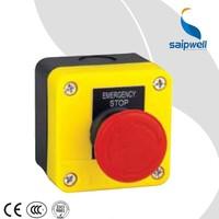 SAIP/SAIPWELL Electrical Plastic ABS emergency push button switch box