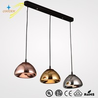 GZ50044-3P modern pendant light for restaurant table top