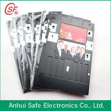 bandeja de plástico de tarjetas de identificación para L800