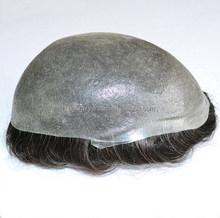 High quality mens' toupee skin base