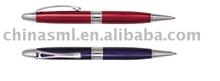 metal featured graceful ball pen