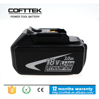 Replacement Makita battery 18V 3.0Ah Li-ion for makita BL1830 battery ,makita 18V battery BL1830