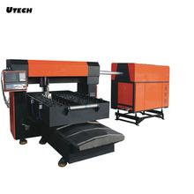 fast working speed metal and nonmetl cutting wood die die board laser cutting machine