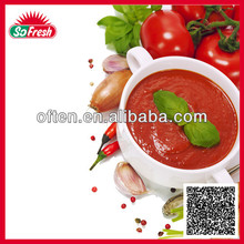 New Crop Canned Tomato Sauce Brand