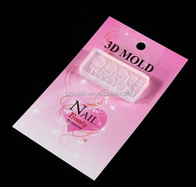 3d acrylic molds for nail art