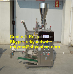 YB-100T Automatic Small Tea Packing Machine With Thread,Tag and Outer Bag
