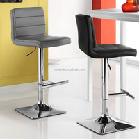 new design leather metal high swivel bar counter stool CL - 3238 in China
