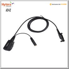 X1e,X1p ,Z1p woki toki mini usb PTT and microphone with connector for separate earbud ACN-02