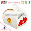 High Quality Cupcake Boxes Cake Gift Box Wholesale