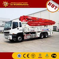 37m XCMG mini concrete pump price HB37A