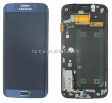 Factory Price Original Mobile Phone LCD Touch Screen for Samsung Galaxy S6