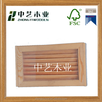 woooden cigar box customizable China factory supplier handmade wooden cigar case