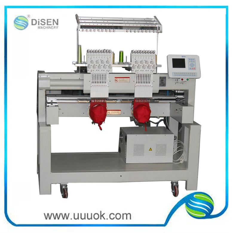 new embroidery machine
