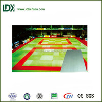 Top quality hot sale gym equipment indoor judo tatami mat