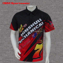 Custom motocross jersey sublimated racing wear