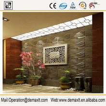 New HOT products bring you new profit---Plant fiber wall decoration for bedroom background /tv background home decor 3d wall pan