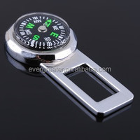 2015 Hot sale waterproof compass key chain in china