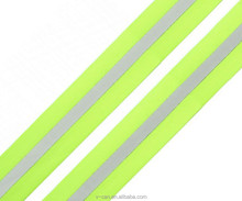 Reflective Safety Ribbon , Micropore Reflex Fabric Tape, 5CM Width Reflective Strip, Garment Trim with Reflector,RT-HW254000-FLY