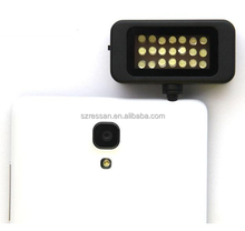 2015 new fashion design Camera or Smart Phone Night Using Selfie Enhancing led light flash cases for iphone 5