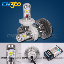 15W 1500LM hi/lo beam best motorcycle LED headlight
