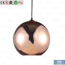 Tom Dixon, Copper Shade Pendant Lamp