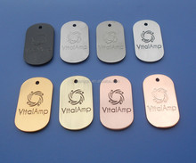 2015 newest promotional gifts custom/OEM dog/pet/cat id tags, plating gold/silver/copper charms for men, person
