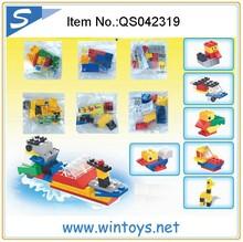 Preschool and education building toys mini blocks